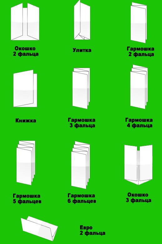 печать буклетов мытищи